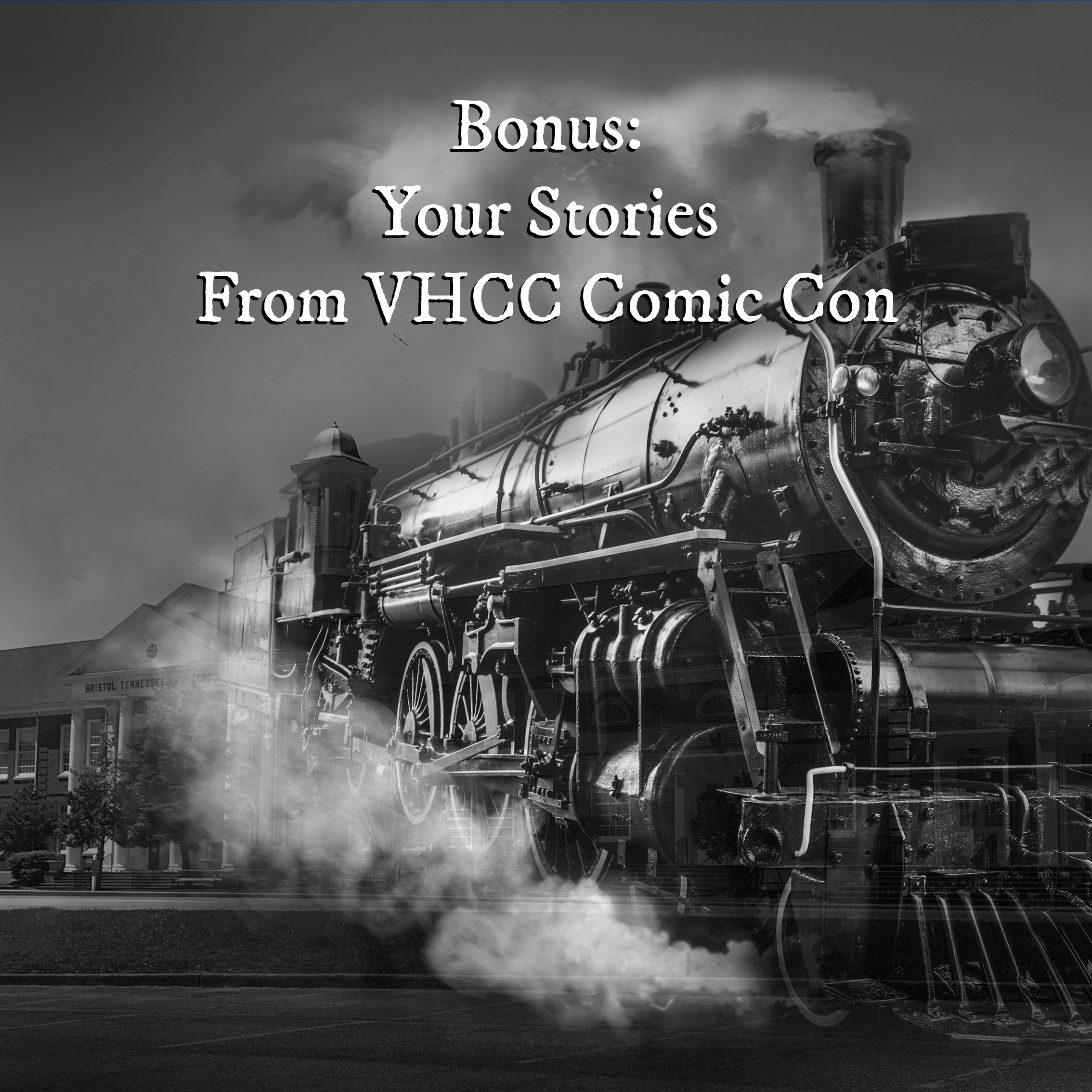 Bonus: Your Stories from VHCC Comic Con Art
